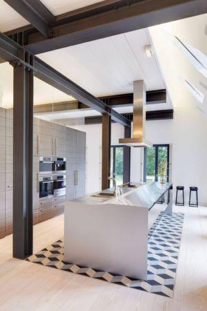 cuisine - German-Country-House par Reichel Architectes - Allemagne