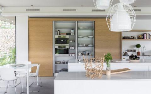 cuisine - House Blair Atholl par Nico van der Meulen Architects - Blair Atholl, Afrique du Sud
