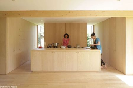 cuisine - House-The-Grove par Arba - France