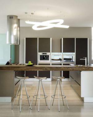 cuisine - JRB House par Reims Arquitectura - Santa Domingo, Mexique
