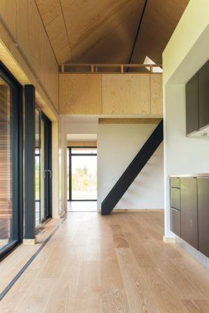 cuisine - La Casa de Libre Mantenimiento par Arkitema Architects  - Danemark