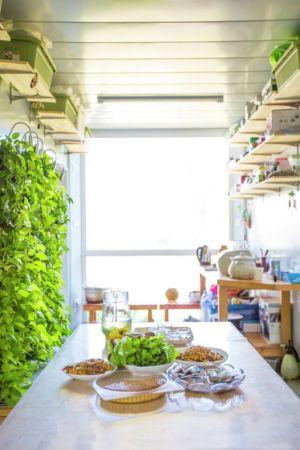 cuisine - Lettuce-House par He Ding - Beijing, Chine