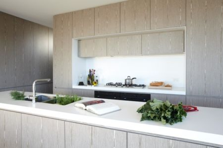cuisine - Lamble Residence par Smart Design Studio - New South Wales, Australie