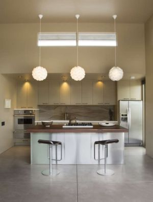 cuisine - Las Canoas par Thompson Naylor Architects - Santa Barbara, CA, Usa