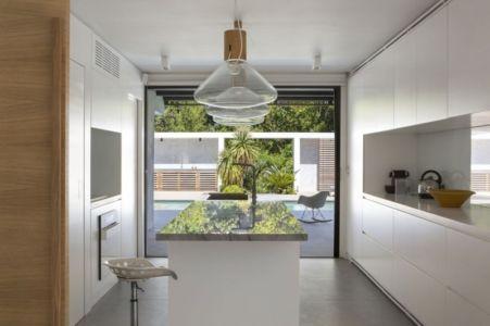 cuisine - Maison L2 par Vincent Coste - Saint-Tropez, France