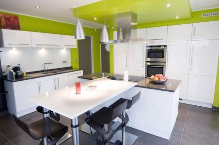 cuisine - Maison S par Thierry Noben - Nospelt Luxembourg