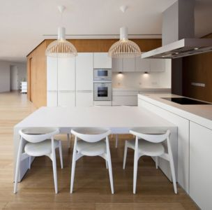 cuisine  - Mop House par AGI Architects - Al Nuzha, Koweït