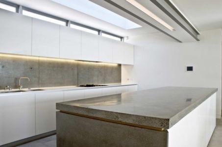 cuisine - Mosman house par Popov Bass Architects - Sydney,Australie - photo Kraig Carlstrom