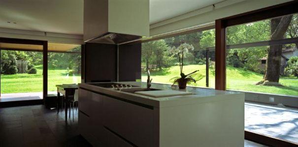 cuisine - NM House par GEZA Gri et Zucchi Architetti Associati - Tarcento, Italie