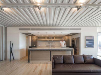 cuisine - PV14 House par M Gooden Design - Dallas, Usa