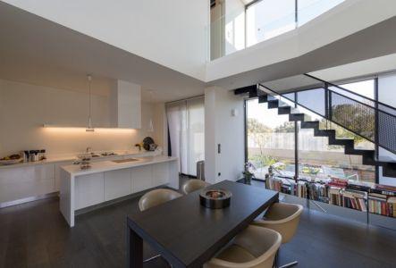 cuisine - Paradox house par Klab architecture - Athènes, Grèce