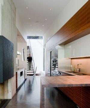 cuisine - Port Hope House par Teeple Architects - Ontario, Canada