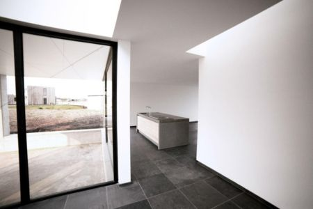 cuisine - Private Villa par Engel Architecten - Blauwestad, Pays-Bas