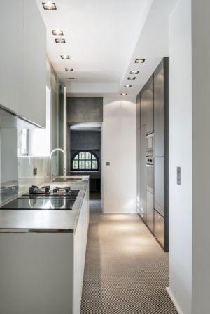 cuisine - Rénovation maison typique par Atelier Delphine Carrère - Bidart, France