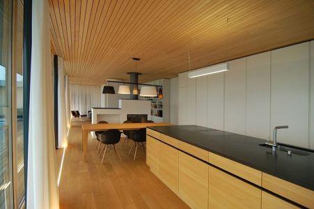 cuisine - Schaan Residence par K_M Architektur - Liechtenstein
