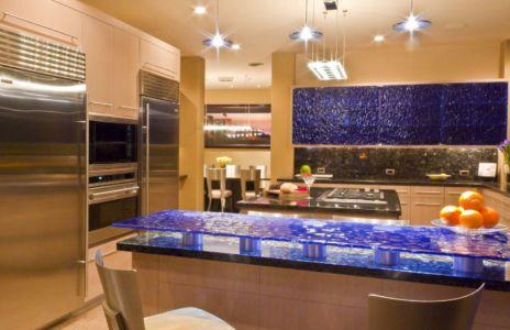 cuisine - Sefcovic Residence par Tate Studio Architects - Usa