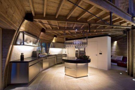 cuisine - The Dome Home par Timothy Oulton Design - Foshan, Chine