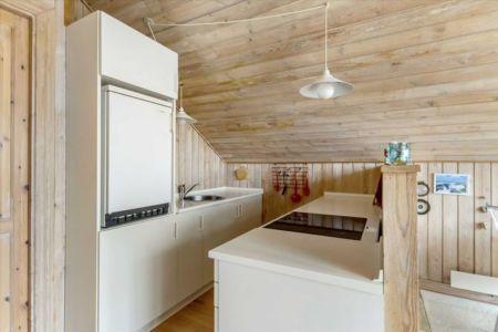 cuisine - Tiny-house par Tiny Sod Roofed - Côtes Nord, Danemark