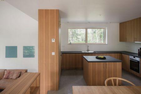 cuisine - Torsby III par Max Holst Arkitekt - Stockholm, Suède