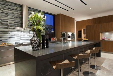 cuisine - Tresarca House par assemblageSTUDIO - Las Vegas, Nevada, Usa
