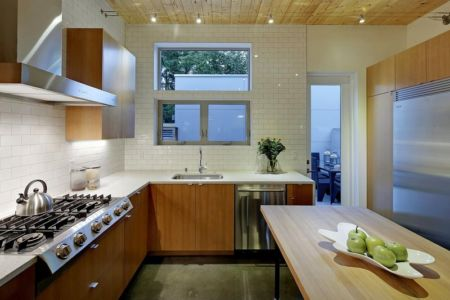 cuisine - Unique Reclaimed Modern par Dwell Development LLC - Seattle, Usa