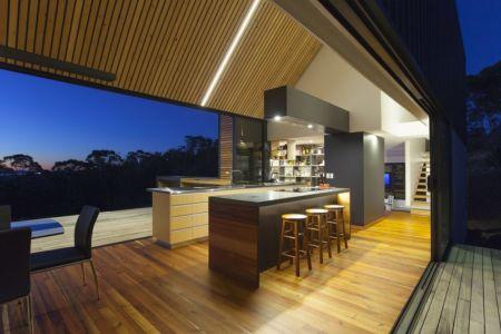 cuisine - Valley House par Philip M Dingemanse - Launceston, Australie