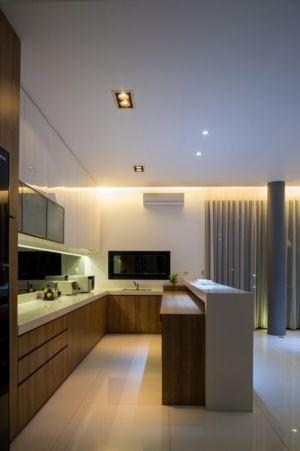 cuisine - d-s-house par DP+HS architects - jakarta, Indonesie