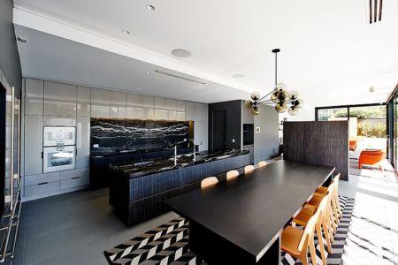 cuisine et séjour - White House par In2 - Melbourne, Australie
