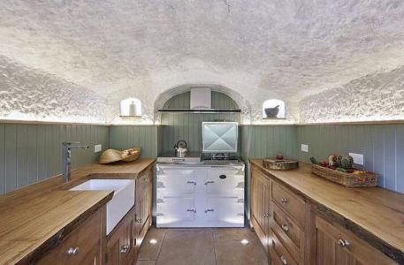cuisine moderne - The-Rockhouse-Retreat - Worcestershire, Angleterre