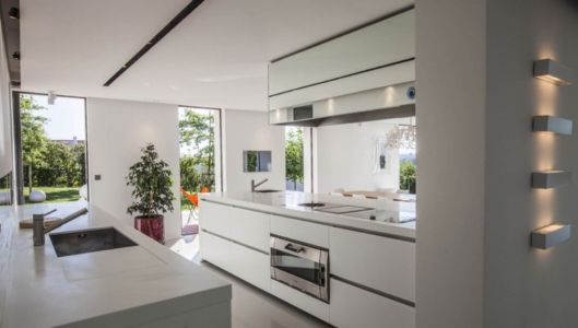 cuisine moderne - Villa Horizon - Arbonne - France