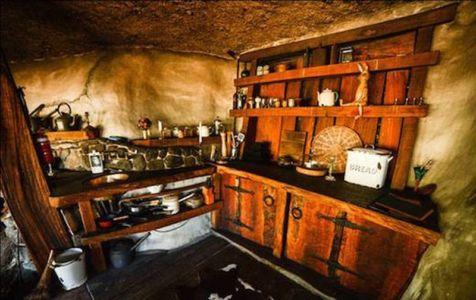 cuisine rustique - Underhill par Graham Hannah à Waikato, Nouvelle-Zélande