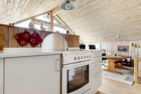 cuisine & salon - Tiny-house par Tiny Sod Roofed - Côtes Nord, Danemark