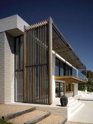 déco entrée - Villa-Brash par Jak Studio - Saint-Tropez, France