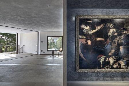 déco tableau - Villa-La-Madone par A2cm - France