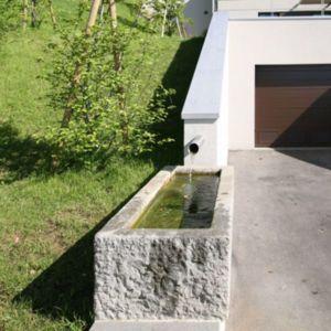 dispositif reservoir eau - semi-ipogea-house par Dario Scanavacca - Marostica, Italie