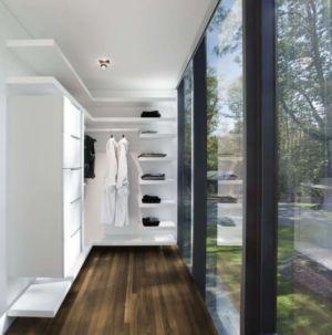 dressing - Private Residence St-Sauveur par  Saucier + Perrotte architectes -  Saint-Sauveur, Canada