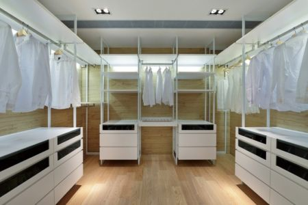 dressing - construction écologique par Millimeter Interior Design Limited - Hong Kong