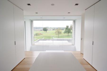 dressing - maison contemporaine par Luc Spits, Belgique
