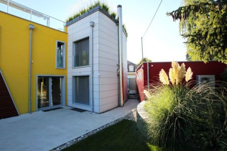 entrée - Barbo House par Ralph Büeler (Bend Group) - Genève, Suisse