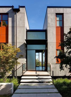 entrée - Capitol Hill par Balance Associates Architects - Seattle, Usa