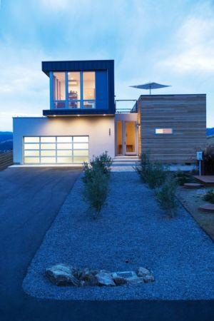 entrée - Cloverdale par Elemental Architecture - Usa - Jaime Kowal Photography