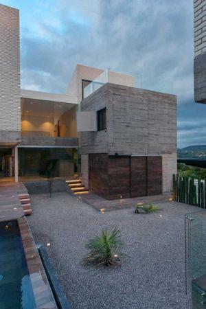 entrée - DATRI & DASA Homes by mavarq - Tepeji del Rio, Mexique