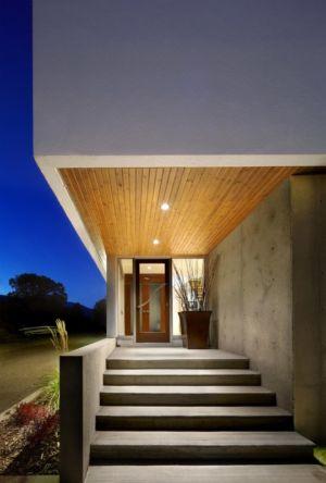 entrée - Elenko Residence par CEI Architecture - Osoyoos, Canada