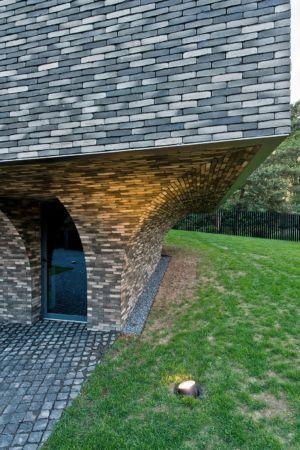 entrée - Family House par UAB Architektu biuras - Palanga, Lituanie