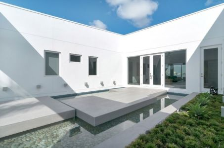 entrée - Gross-Flasz Residence par One d+b Miami - Harbor Island, Usa