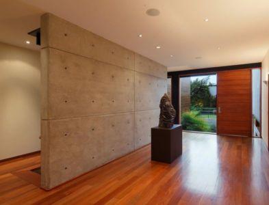 entrée - House-H par Jaime Ortiz Zevallos - Lima, Pérou