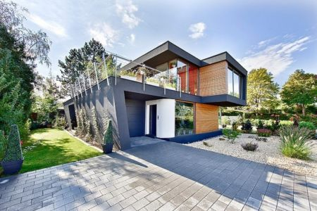 entrée - House W par Studio Prototype - Duiven, Pays-Bas