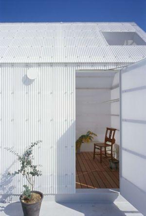 entrée - House-Yamasaki par Tato Architects-You Shimada - Hyogo,Japon