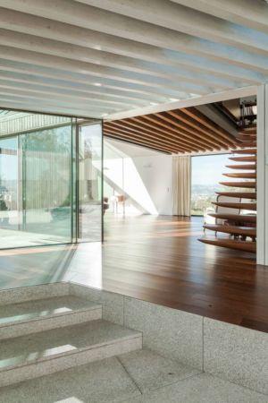 entrée - House-four-houses par Prod Architecture - Penafiel, Portugal