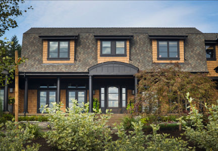 entrée - Maison typique par TTM Development company - Portland, Usa